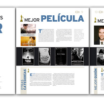 Publicaciones. A Editorial Design, Graphic Design&Information Design project by Irene         - 28.05.2014
