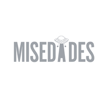 Misedades logotype. A Illustration, Br, ing&Identit project by Sr. Brightside         - 29.05.2014