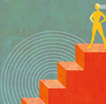 Brecha salarial de género. Un proyecto de Ilustración de Mariela Bontempi de Miguel - 29-05-2014