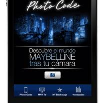 MAYBELLINE APP (demo). Un proyecto de Desarrollo de software, Marketing, Moda, Multimedia, Publicidad y UI / UX de Gloria  Montañés  - Miércoles, 30 de mayo de 2012 00:00:00 +0200
