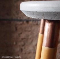 Banquetas taburetes. Un proyecto de Diseño de muebles de baradesign - 30-05-2014