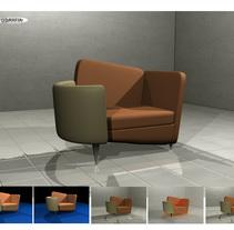 diseño muebles. A 3D, and Furniture Design project by Esteban Fernández         - 02.06.2014
