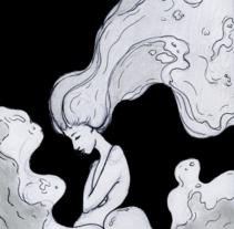 Postales Homenaje. Un proyecto de Ilustración de Alexia Viñambres Pleguezuelo - 20-11-2013