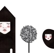 Semana del Dibujo y la Ilustración. Un proyecto de Ilustración de Alexia Viñambres Pleguezuelo - 04-02-2014