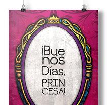 Príncipe Azul . A Illustration, Graphic Design, and Product Design project by Beatriz García Sánchez         - 06.06.2014