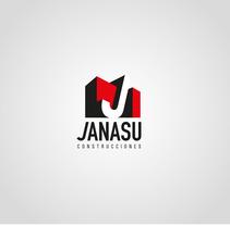 Identidad corporativa de Janasú construcciones. Un proyecto de Br e ing e Identidad de boh - 09-06-2014