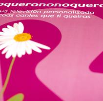 Campaña de ansiedad para R. Un proyecto de Diseño, Publicidad y Diseño gráfico de Antía Méndez Conde-Pumpido         - 10.06.2014