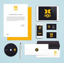 Agencia Ego. Un proyecto de Br, ing e Identidad, Diseño Web y Desarrollo Web de Kurukatá Studios  - 10-06-2014