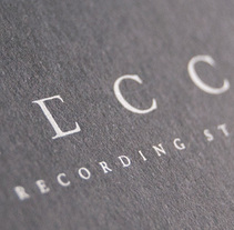MECCA Recording Studio. A Design, Br, ing&Identit project by Printing Studio          - 12.06.2014