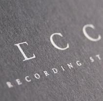 MECCA Recording Studio. A Design, Br, ing&Identit project by Printing Studio         - 12.06.2014