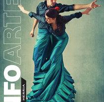 Revista INFOARTEZ. Un proyecto de Diseño editorial de Gerardo Gujuli Apellaniz - 15-06-2014