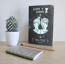 Fanzine Señor y Señora Z. Um projeto de Ilustração, Design editorial e Design gráfico de Esther HIJANO MUÑOZ - 20-05-2014