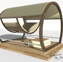 Pergola . A Product Design project by Daniela Gancea - 23-06-2014