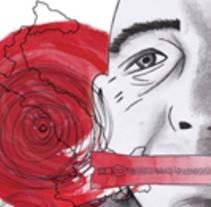 La macchina del fango. Roberto Saviano. A Illustration, and Editorial Design project by Annalisa Lombardo         - 03.04.2011