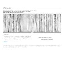 Antoni Clapes. Um projeto de Web design e Desenvolvimento Web de Alba Junyent Prat         - 26.06.2014