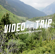 BlogTrip 2014: Catalonia // Trailer. A Motion Graphics, Film, Video, TV, and Art Direction project by XELSON  - Jun 27 2014 12:00 AM
