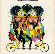 MULAFEST 2014. A Art Direction&Illustration project by Fernando Mendoza  - Jun 27 2014 12:00 AM
