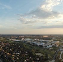Drone Vol. 1. Un proyecto de Cine, vídeo y televisión de Alejandro Cruz Ortí - 24-06-2014