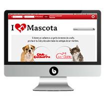 Lovemascota.com - Diseño de imagen corporativa y portal web. Un proyecto de Diseño gráfico y Diseño Web de Bárbara Sanz González         - 02.07.2014