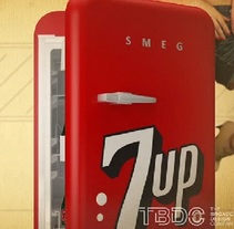 7up - Colaboración. A 3D, and Animation project by Dosher Infografica          - 05.07.2013