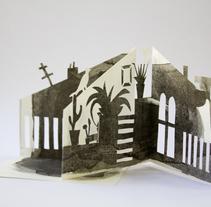 Casas Plegables. Un proyecto de Ilustración y Diseño editorial de Marina Hdez Ávila - 06-07-2014