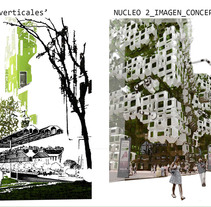 Nuevo Plan Urbano Sur-Este Madrid. A Design, and Architecture project by Raúl  Martínez Recio - 13-07-2014