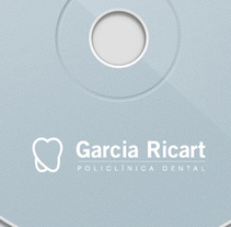 Policlínica Dental - Garcia Ricart. A Br, ing, Identit, and Graphic Design project by Roger Cortés         - 17.07.2014