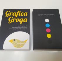 Imagen corporativa.. Un proyecto de Br, ing e Identidad, Diseño gráfico y Diseño de la información de Paula Alfonso Fernández - 13-07-2014
