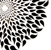 """""""Origen"""" para publicación Simbiosis. Um projeto de Ilustração e Pintura de Carol González Benjumea         - 27.07.2014"""