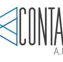 Logo CONTA. Un proyecto de Diseño de Starfire182  - 28-07-2014