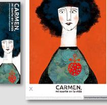 Ilustraciones para una novela por entregas del blog My Stories Project. Un proyecto de Diseño, Ilustración, Diseño de personajes y Diseño gráfico de Raquel Feria Legrand         - 02.07.2014