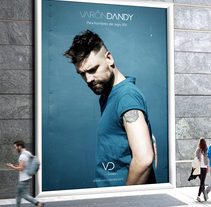 Rediseño Varón Dandy. A Advertising, Br, ing, Identit, and Graphic Design project by Ion Richard         - 10.08.2014