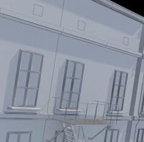 demoreel 2013. Un proyecto de 3D y Animación de Juanma Camarena         - 13.08.2014