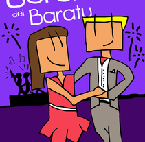 Cartells Varis. A Graphic Design project by Ferran Barbarà         - 20.08.2014