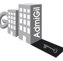 Branding Admigil. Un proyecto de Br e ing e Identidad de Manolo de Andrés - 22-05-2013