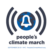 People´s climate march. A Graphic Design project by Zeta Zeta Estudio         - 26.08.2014