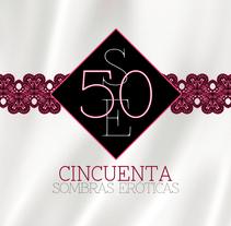 Branding 50 Sombras Eróticas. Um projeto de Br, ing e Identidade e Design gráfico de Mokaps          - 26.01.2014