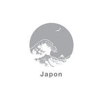 Poster Japon. Um projeto de Design, Ilustração, Direção de arte e Design gráfico de Jhonatan Medina         - 04.09.2014