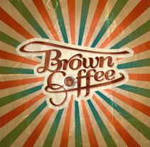 Brown Coffee (Branding / Packaging). Un proyecto de 3D, Br, ing e Identidad y Packaging de O'DOLERA         - 04.09.2014