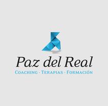 Paz del Real. Un proyecto de Dirección de arte, Br, ing e Identidad y Diseño gráfico de CELINA SABATINI Diseño & Comunicación Estratégica - 05-09-2014