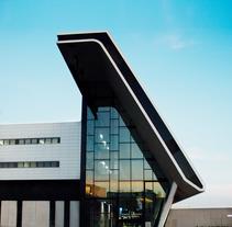 Arquitectura I . Un proyecto de Fotografía y Diseño editorial de Noemi Olivera         - 14.09.2014