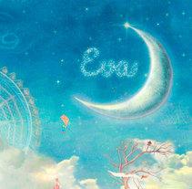 El sueño de Eva. Un proyecto de Diseño e Ilustración de Valeria Martínez - Martes, 09 de septiembre de 2014 00:00:00 +0200