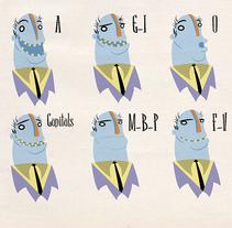 Diseño de personajes. Un proyecto de Diseño de personajes de Antonio Silvestre - 11-09-2014