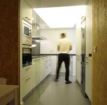 Reforma de vivienda en Gascona. Un proyecto de Diseño, Instalaciones, Arquitectura, Arquitectura interior y Diseño de interiores de Jesús Sotelo Fernández - 31-08-2014