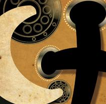CARTELERÍA. Un proyecto de Diseño, Ilustración, Bellas Artes y Diseño gráfico de Luis Gomariz - 21-09-2014