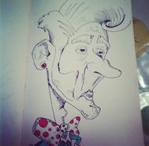 sketchbook. Um projeto de Ilustração de Abel Belmonte LLedó         - 24.09.2014