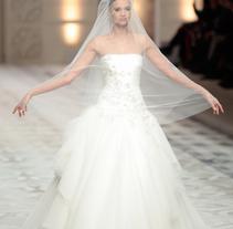 Barcelona Bridal Week. A Photograph project by Miguel García de la Arada - 29-09-2014