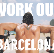 Work out Barcelona. A Photograph project by Peter Porta         - 01.10.2014