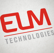 Elm Technologies. A Br, ing, Identit, and Graphic Design project by Mara Rodríguez Rodríguez         - 05.10.2014