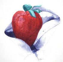 Azul ORGÓN. A Illustration project by Natalia Robledo         - 30.11.2009